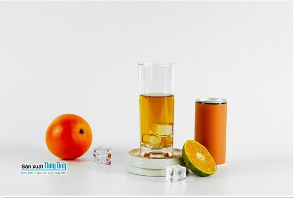 Mẫu ly cốc thủy tinh lùn đẹp độc lạ có bán tại TPHCM | ly thủy tinh bán cà phê